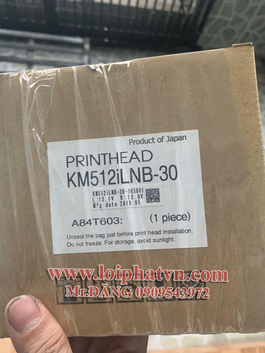 Đầu phun KONICA 512I